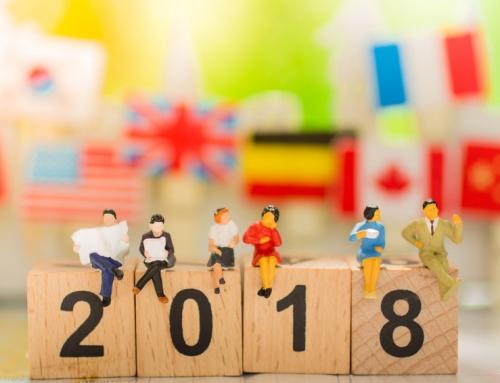 2018 – Neues Jahr, neues Glück, neuer Erfolg